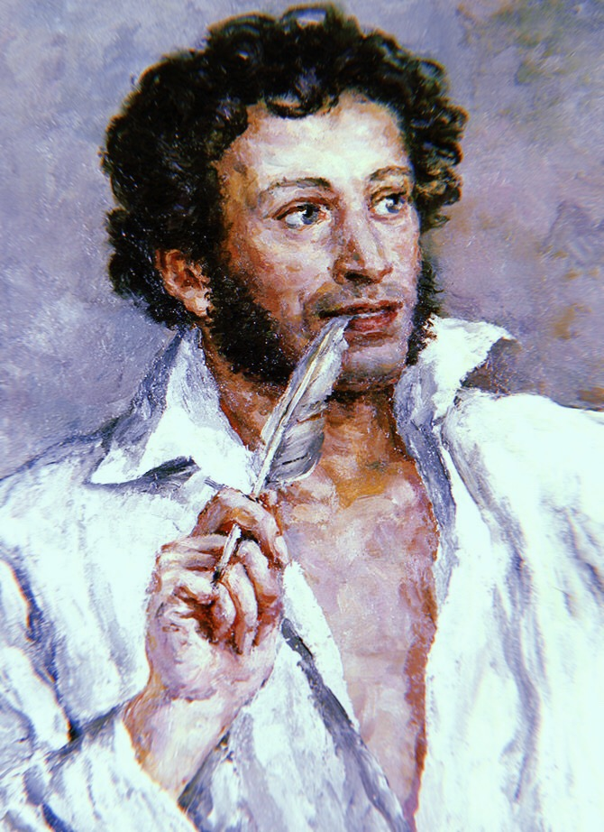pushkin as